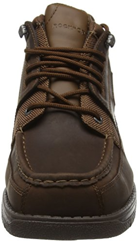 Rockport Herren Tree Line Hike Marangue Stiefel Braun (Boston Tan) ...
