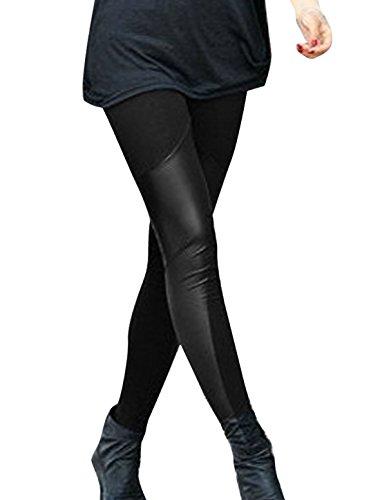 allegra-k-women-leggings-pants-solid-casual-skinny-trousers-black-l