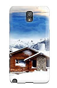 Hot For Galaxy Note 3 Tpu Phone Case Cover(dreamy Ice World)