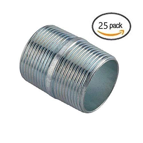 Conduit Nipple (Galvanized Steel) for Rigid Conduit and Intermediate Metallic Conduit (IMC) (