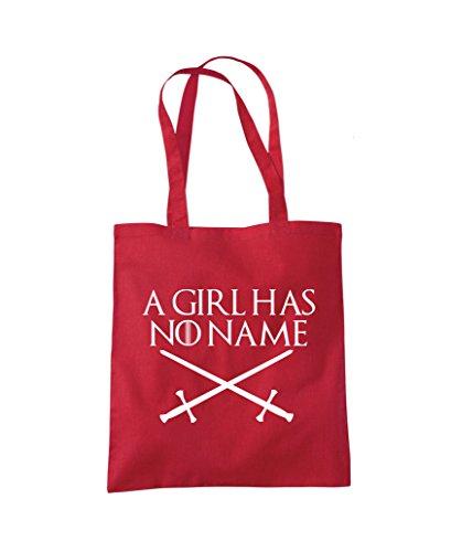 Red Tote Girl A Name No Fashion Shopper Has Bag q8wwIRdH