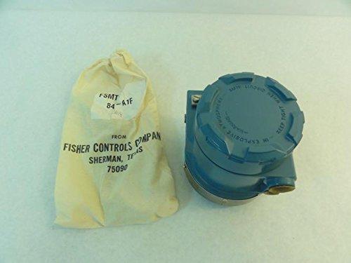 Fisher-Rosemount 846-DM1W1-K5 Pressure Transducer, 4-20mA