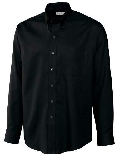 Cutter & Buck Long Sleeve Nailshead Sport Shirt - Big & Tall Sport Shirts