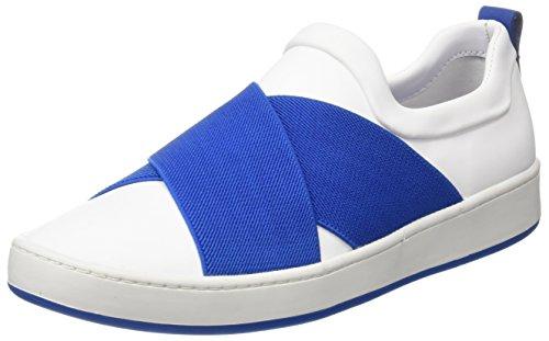 Dkny Brayden Sock Classic Court Sneaker Basse Donna Multicolore