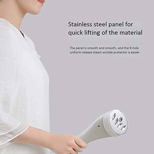 Byx- Machine à Suspendre à la Vapeur pour vêtement Vertical, Fer à Repasser, 1,6 Litre, unipolaire, Mode de Repassage Suspendu à la Main, 1600w -Vapeur à Vapeur Verticale