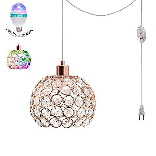 Disco Ball Pendant Light