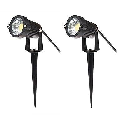 Familite Outdoor IP65 Waterproof Decorative Spotlight-COB LED Landscape Garden Wall Yard Path Light