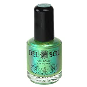Del Sol - Color Changing Nail Polish - Island Fever