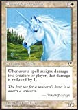 Magic: the Gathering - Benevolent Unicorn - Mirage