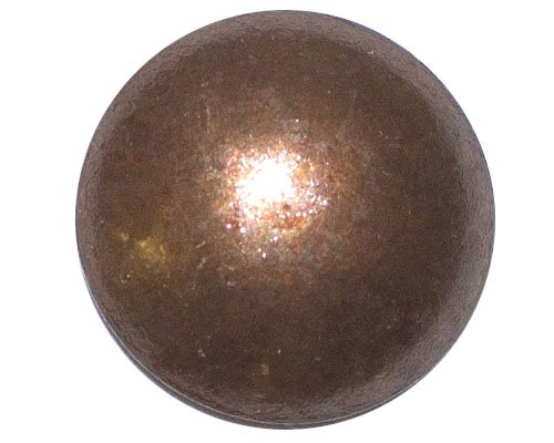 B.C. Upholstery Decorative Nails - CS No. 6993-AO 5/8 - Antique Oxidized - Low Domed - 5/8'' D x 5/8'' L (250 Count)