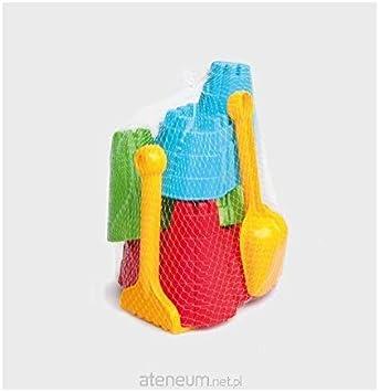 Marioinex 902646 - Juego de 3 Mini Castillos de Arena, Multicolor: Amazon.es: Juguetes y juegos