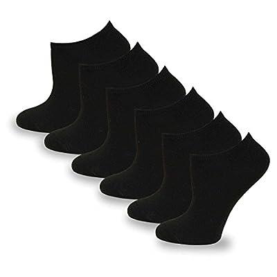 TeeHee Women's Fashion No Show/Low cut Fun Socks 12 Pairs Packs