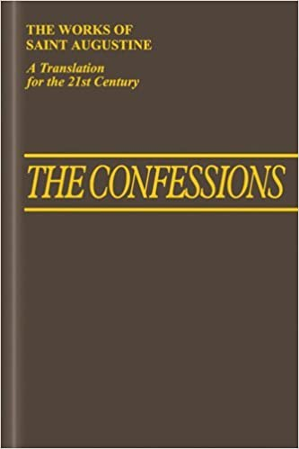 Book The Confessions (Vol. I/1) 2nd Edition (The Works of Saint Augustine: A Translation for the 21st Century) by Saint Augustine (2012-06-15)
