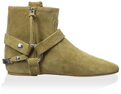 Isabel Marant Women's Ralf Ankle Bootie with Harness Khaki wholesale online geniue stockist for sale free shipping really discount in China DzSq2W