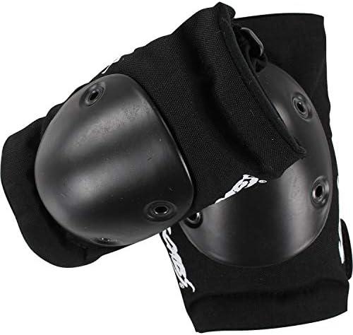 Smith Safety Gear Scabs Elite ブラック エルボーパッド XS