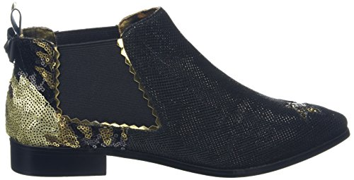 Irregular Choice Starlight Impress - Tacones Mujer Negro - negro