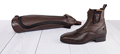 Boots Black Or Zip Front Brown Medici Tredstep IRcq1tZ
