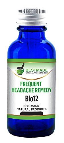 Frequent Headache Relief Natural Remedy (Bio12)