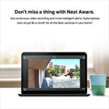 Google Nest Cam Outdoor - Weatherproof Outdoor