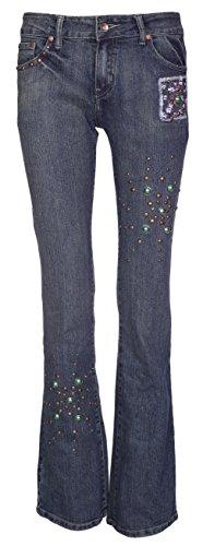 Shop mujer para Boot Vaqueros Lets Pantalones Cut Shop fqxOOUd7