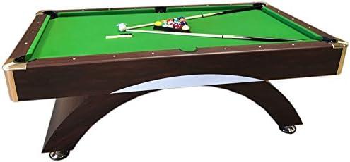 Mesa de billar 8FT juegos de billar Modelo LEONIDA Carambola ...