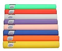 Sparset mit 8 Staffelstäben Senior Vinex Kunststoff, IAAF zertifiziert, 8 Farben