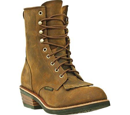 Dan Post Mens 8 Boise Boots Brown