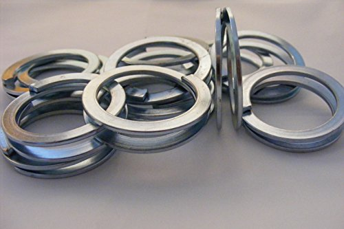 12 split ring - 8