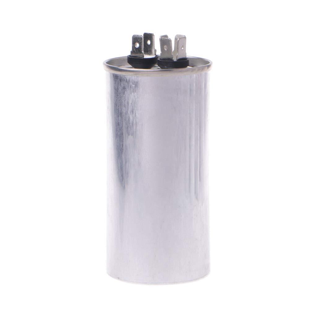 20-50uF CBB65 450V AC Condensateur de d/émarrage du compresseur pour conditionneur de Moteur pneumatique Karazhan