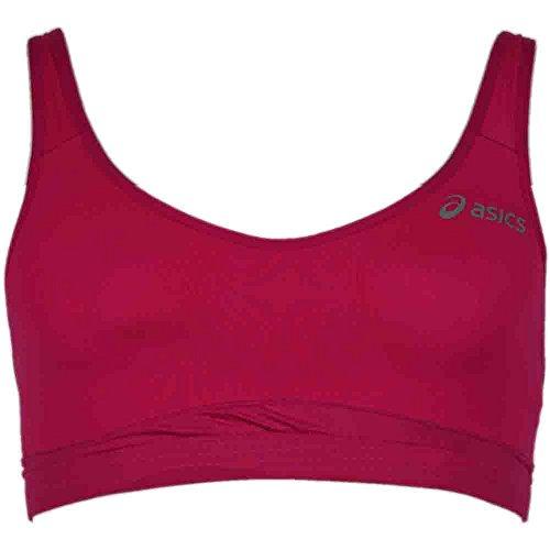 ASICS Women's Adjust Bra, Magenta, X-Small