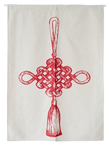 Liveinu Artist Handmade Japanese Noren Doorway Curtain Tapestry Doorway Divider 33.5