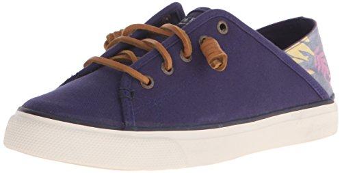 Sperry Top-sider Dames Zeekust Eiland Mode-sneaker Marine / Roze / Multi