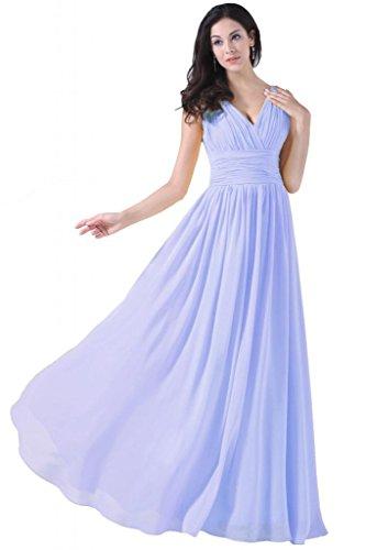 Buy belsoie chiffon bridesmaids dresses - 8