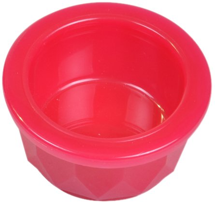(Van Ness Heavyweight Translucent Midget Crock Dish, 4 Ounce)