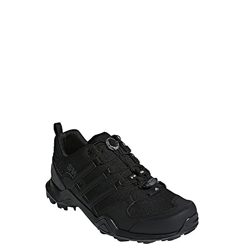 Adidas Outdoor Mannen Terrex Swift R2 Shoe (14 - Zwart / Zwart / Zwart)