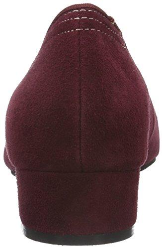 Andrea Conti 30027 - Tacones Mujer Rojo - Rot (Bordo 024)