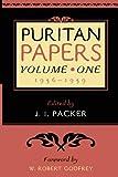 Puritan Papers, Vol. 1