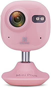 EZVIZ Mini Wide Angle HD 1080p Wi-Fi Indoor Home Security Camera