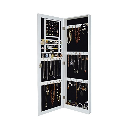 wall-mount-jewelry-armoire-wooden-over-the-door-cabinet-with-lock-bedroom-chest-cosmetic-organizer