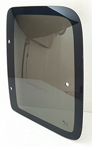 (NAGD Fits 1995-1998 Toyota T100 Pickup 2 Door Extended Cab Passenger Right Side Rear Quarter Glass Quarter Window Movable)