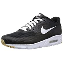 nike air max 90 ultra essential mens trainers 819474 sneakers shoes (us 6.5, black white black 010)