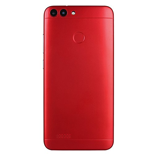 Fheaven cell phone Unlocked 5.5Inch, Ultrathin Dual SIM Android 6.0 Octa-Core 512MB+4GB GSM 3G WiFi Dual Camera Smart Cellphone (red)