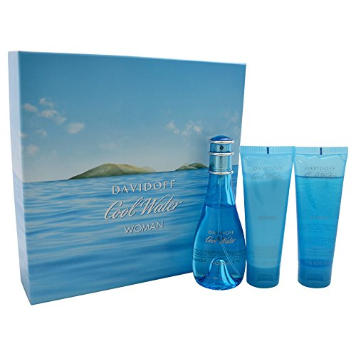 Cool Water by Zino Davidoff, 3 Count