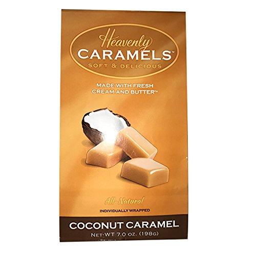 Heavenly Caramel Coconut 7oz - Caramel Old Fashioned