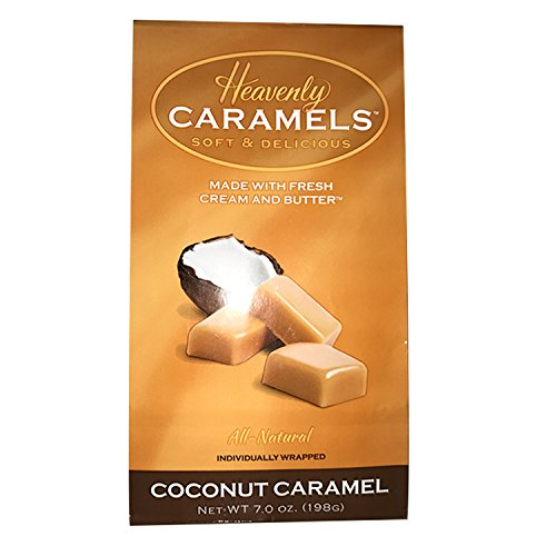 Heavenly Caramel Coconut 7oz