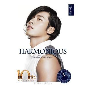 『HARMONIOUS-HIS MEMORY HIS STORY SINCE 2002』