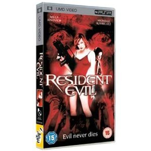 amazoncom resident evil umd mini for psp unknown