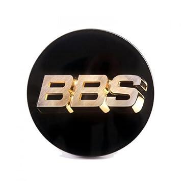 Original BBS Symbolscheibe 1 Satz silber-carbon 70,6mm Nabenabdeckung Nabendec