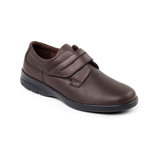 Lacets À Padders Homme Marron 40 Pour Marron Chaussures De Ville qTgw1RF