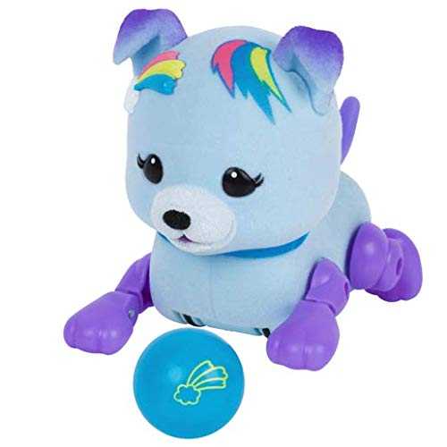 Little Live Pets Lil Cutie Pup Starbow Figure With Ball